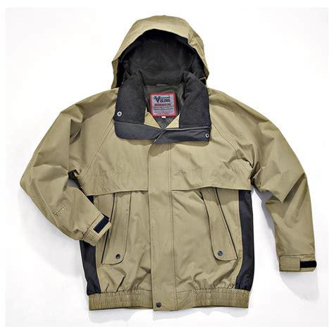 Jacket Boomber Waterproof 84 viking 174 waterproof bomber 174 jacket 151817 jackets gear at sportsman s guide