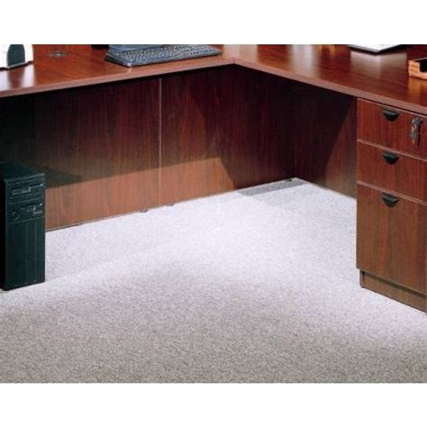 Boss Reversible L Shape Mahogany Reception Desk With Plexi Mahogany Reception Desk