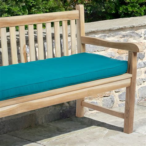 patio bench cushions care