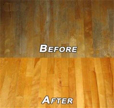 Hardwood Floor Cleaning & Hardwood Refinishing Specialists