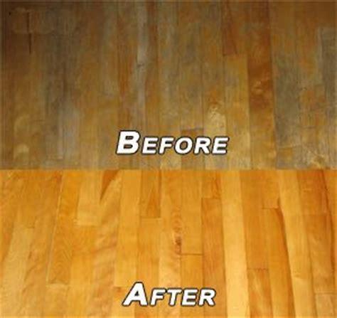Hardwood Floor Cleaning & Hardwood Refinishing Specialists