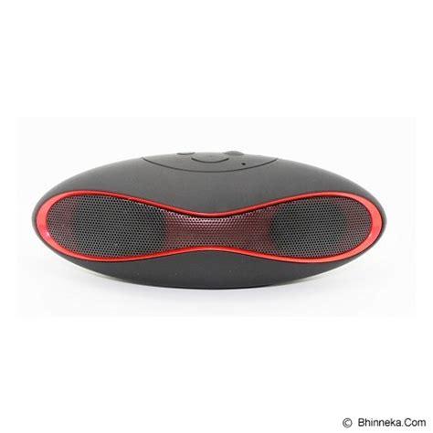 jual lacarla speaker bluetooth mini x6u black murah