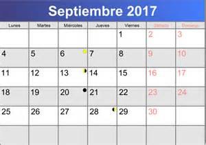 calendario septiembre 2017 imprimible pdf abc calendario es