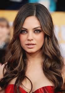 mila kunis hair color mila kunis eye makeup hair is so gorgeous hair makeup