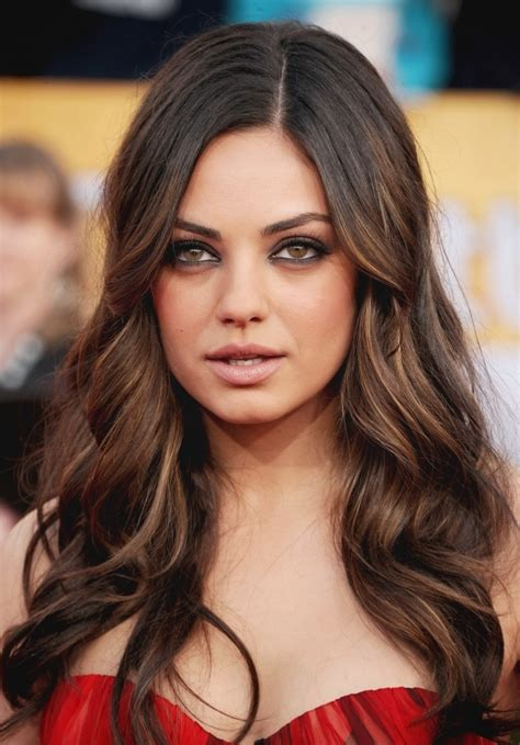mila kunis hair color mila kunis eye makeup hair is so gorgeous hairstyles
