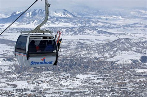 steamboat gondola to steamboat springs taking the kids