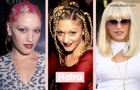 throwback thursday hair a collection of hair and beauty throwback thursday gwen stefani s hair hair extensions