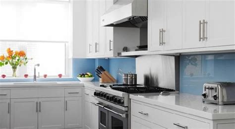 glass sheet backsplash glass sheet backsplash trend redefining the contemporary kitchen hometone
