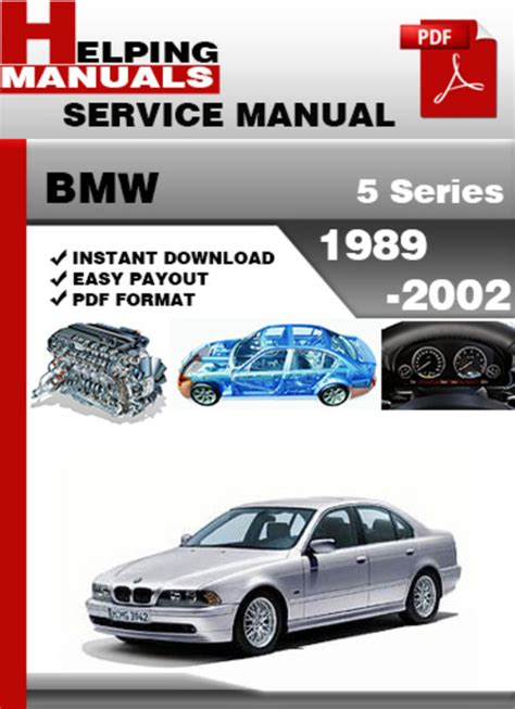 car repair manuals online free 2002 bmw 530 parental controls 5 series