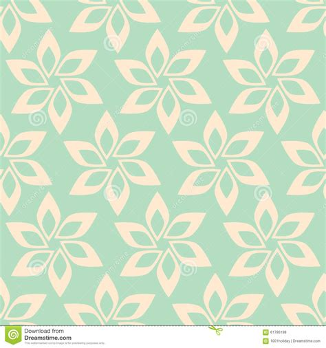simple pattern vector ai simple flower seamless pattern stock vector image 61786198