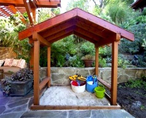 backyard sandpit kids backyard sandbox fun kidspace interiors