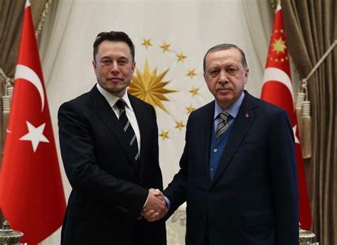 elon musk kimdir cumhurbaşkanı erdoğan elon musk g 246 r 252 şmesi başladı elon