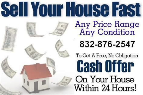 we buy houses ads sellfast phone ad from houston sell house fast we buy houses cash offer in 24