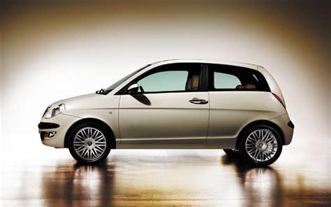 Lancia Ypsilon 2003 2003 Lancia Ypsilon Milestones