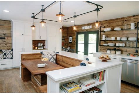 fixer upper designs country chic kitchen redesigns from joanna gaines