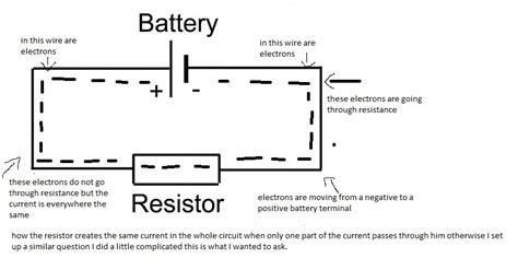 battery diagram positive negative circuit diagram battery positive negative wiring diagram