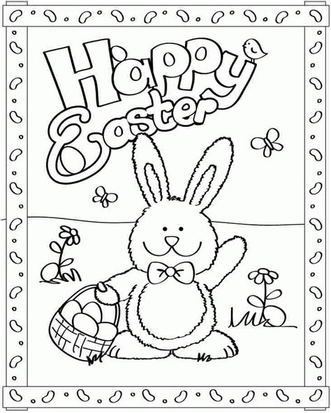 easter coloring pages preschool preschool easter coloring pages many interesting cliparts