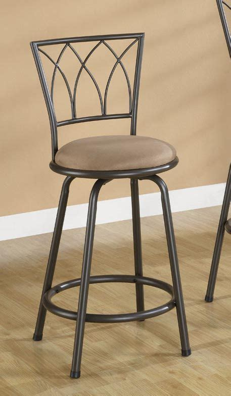 Coastal Counter Height Stools by 8 Best 24 Quot Counter Height Metal Bar Stools Images On