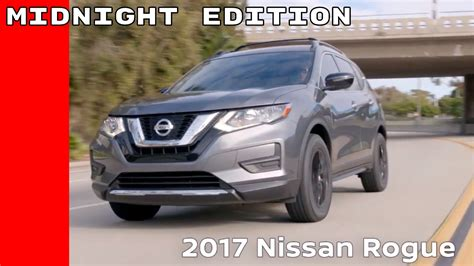 nissan rogue midnight edition 2017 nissan rogue midnight edition