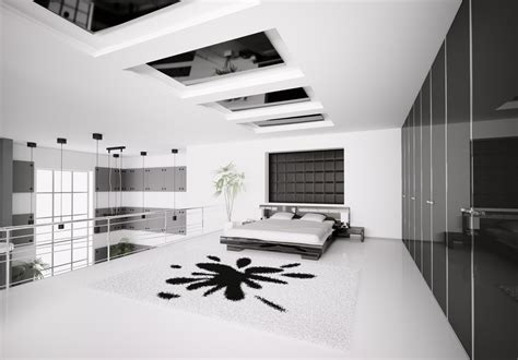 master bedroom black and white black and white master bedroom shows the stretch of the monochromatic
