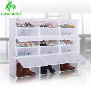 rangement chaussure plastique