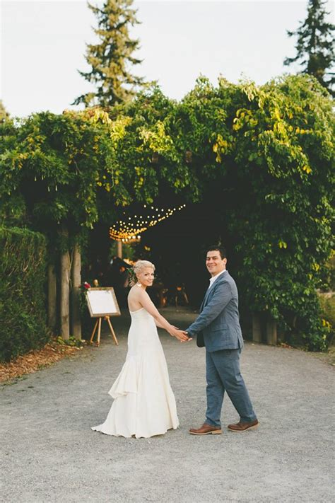 Ubc Botanical Garden Wedding Mari Toni Tal S Vegan U B C Botanical Garden Wedding Vancouver Wedding Planner Keats