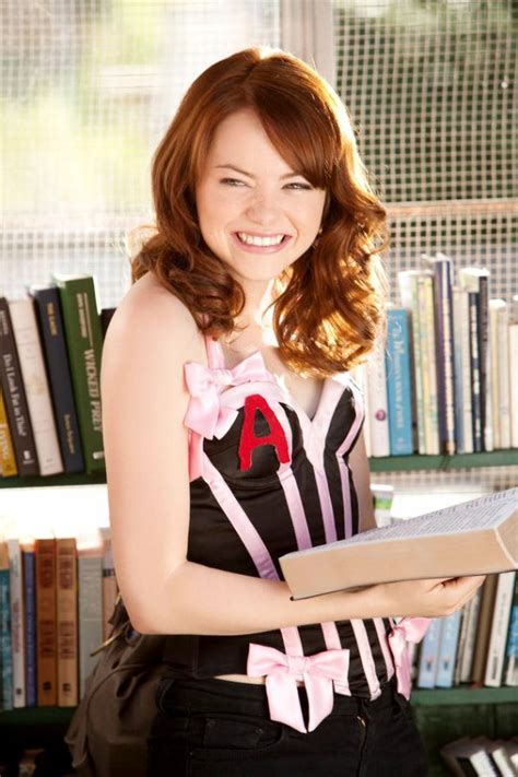 film romance emma stone olive penderghast quot easy a quot 7 fabulous characters