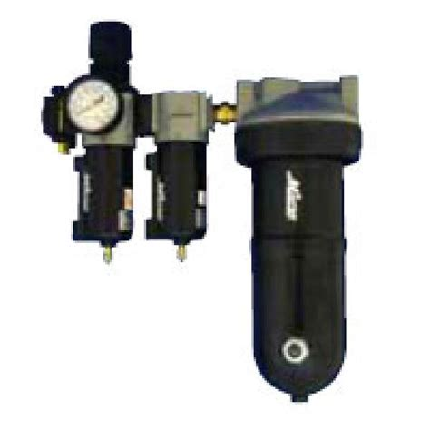 air filters regulators dryers lubricators