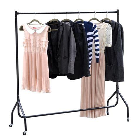 used garment racks portable clothes racks collapsible clothes rack portable