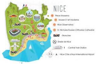 Location de voiture à Nice chez Sixt