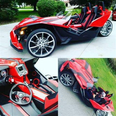 Ebay Polaris Slingshot For Sale by Polaris Slingshot For Sale Used Motorcycles On Buysellsearch