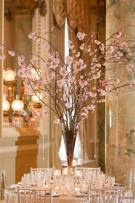 Cherry Blossom Wedding Decorations by 25 Best Ideas About Cherry Blossom Centerpiece On