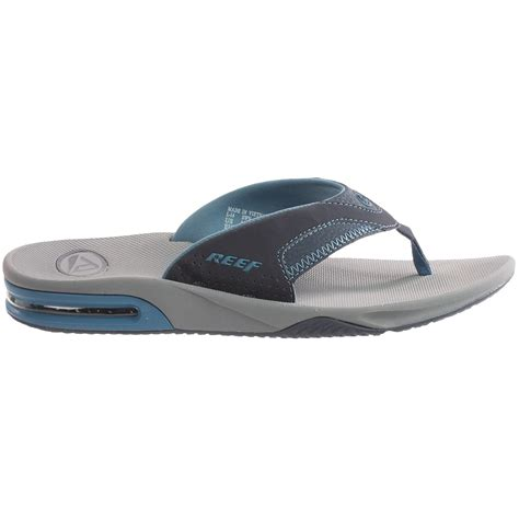 reef fanning flip flops reef fanning flip flops for men 9340x save 48