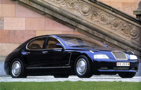 bugatti eb218 1999 bugatti eb 218 italdesign studios