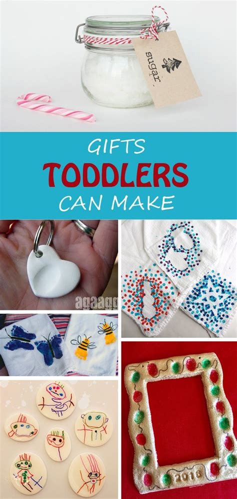 practical xmas gifts for kids 24 gifts can make quot toddler preschooler ideas gifts and