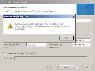 rk log vcentre single sign   connection
