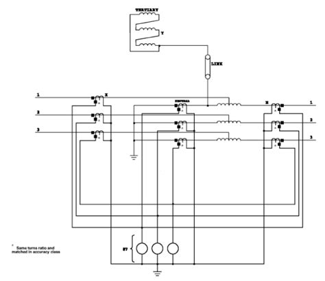 diagram of differential relay image collections how to