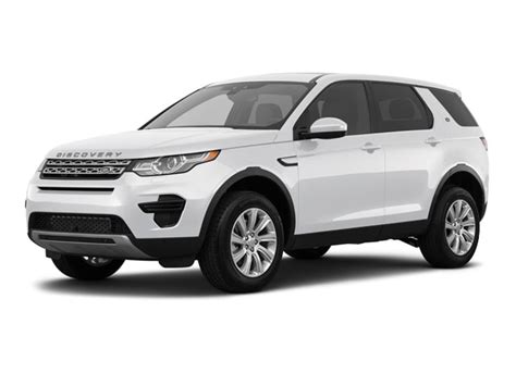 white land rover discovery 2018 land rover discovery sport suv monroeville