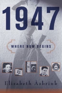1947 where now begins books 1947