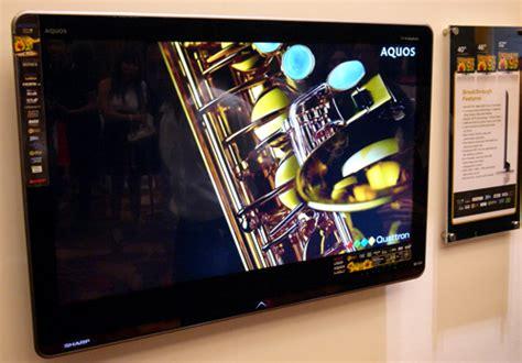 Rgb Tv Sharp sharp s quattron led tv launch yellow joins the rgb trio hardwarezone