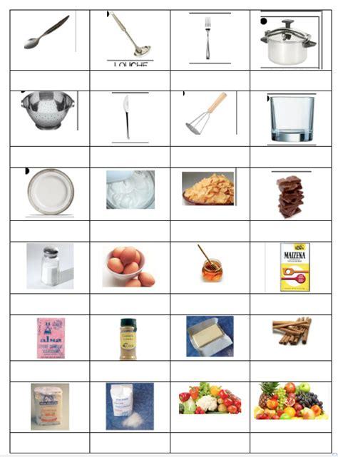 vocabulaire de la cuisine lulu chef de cuisine handicalire