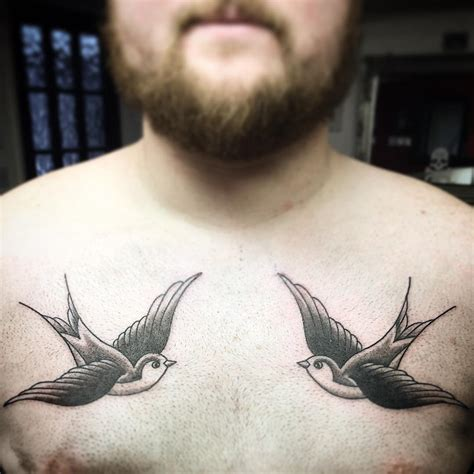 swallow tattoo 80 best bird meaning and designs fly in