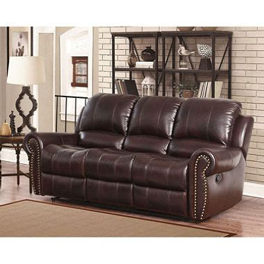 Bentley Leather Sofa Bentley Top Grain Leather Sofa Sam S Club