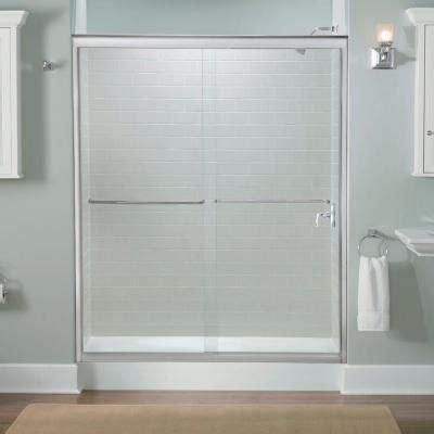 Single Wide Mobile Home Floor Plan Choosing The Right Shower Door At The Home Depot