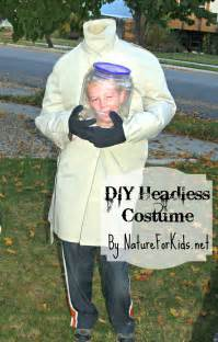 Backyard Baseball 09 Diy Headless Halloween Costume Using Backpack Nature For