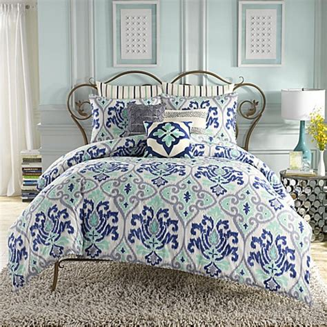buy anthology jolie reversible full queen comforter set