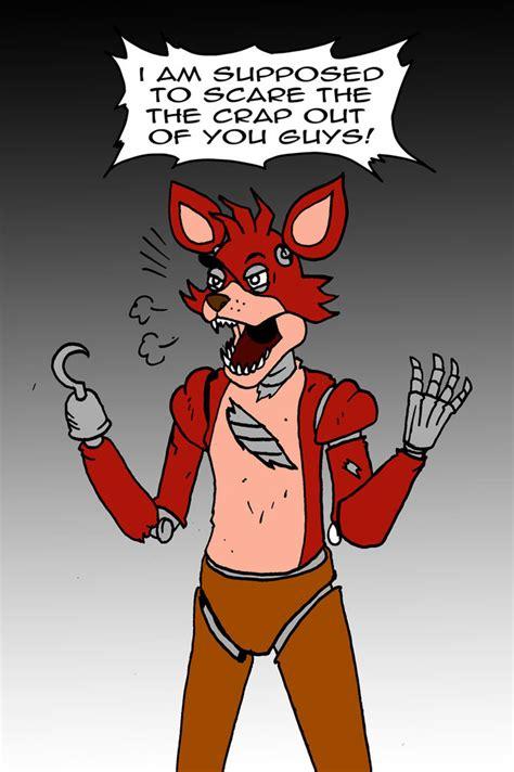 Foxy True Color foxy from five nights at freddy s by viktormatiesen on deviantart