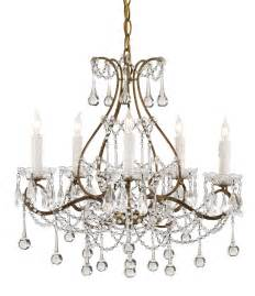 Images Chandeliers Currey And Company 9008 Paramour Five Light Mini Chandelier