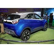 Tata Nexon Production Version Unveiled  Auto Expo 2016