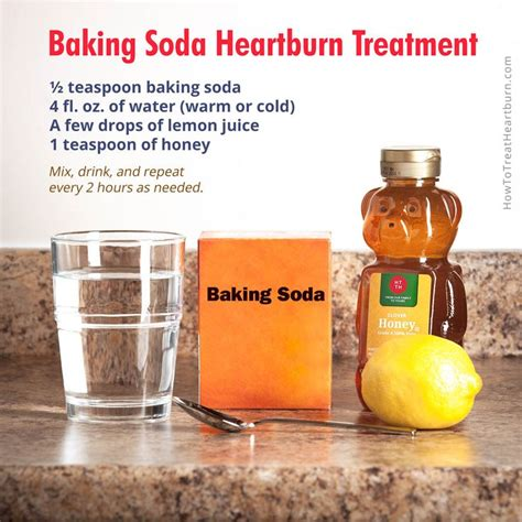 Detox With Lemon Juice And Baking Soda by 1000 Images About Home Remedies On Heartburn